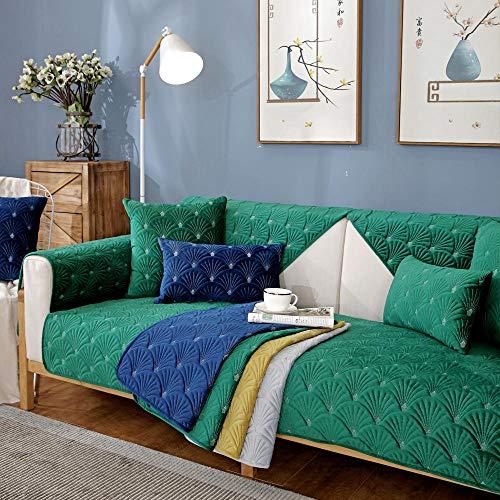 Hybad bankovertrek, hoekbank, lounge stof, antislip, pluche leer, spaarbescherming, slaapkamer, zacht tapijt, kinderspeelmat