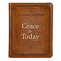One Minute Devotions Grace for Today LuxLeather
