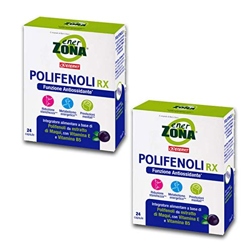 ENERVIT enerZONA POLIFENOLI RX 24/48/96capsule (48)
