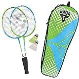 Talbot Torro Unisex Jugend Badminton Set, 2-Attacker Junior, 449401