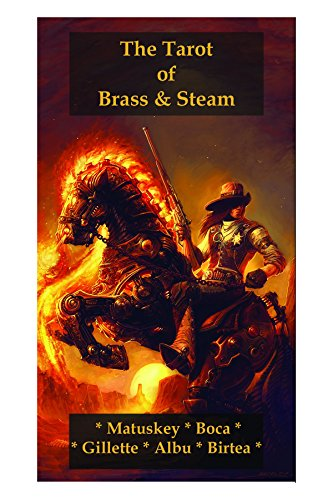 Price comparison product image The Tarot of Brass & Steam: A Steampunk Deck