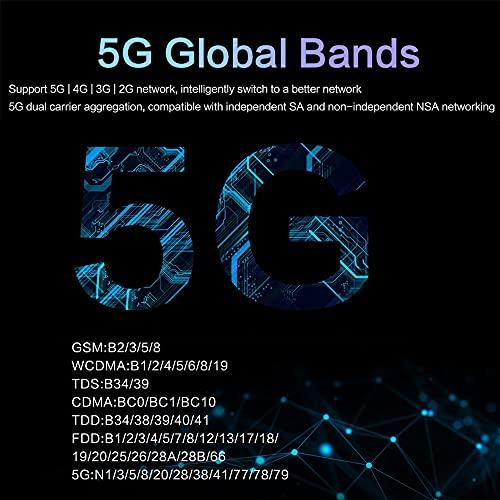 هاتف ذكي CONQUEST S20 ATEX 5G Android 11 Rugged ، آمن جوهريًا ، 8G + 256G ، بطارية 8000mAh ، IP68 مقاوم للماء ، NFC ، جهاز اتصال لاسلكي POC ، رؤية…