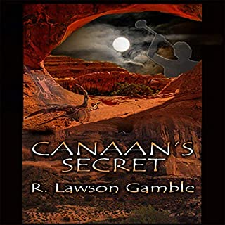 Canaan's Secret cover art