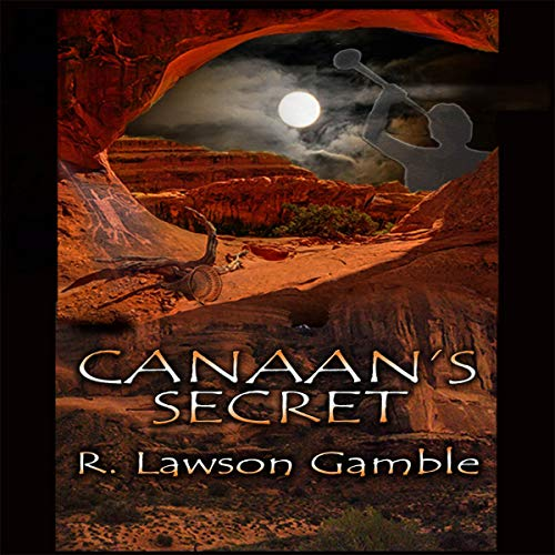 Canaan's Secret audiobook cover art