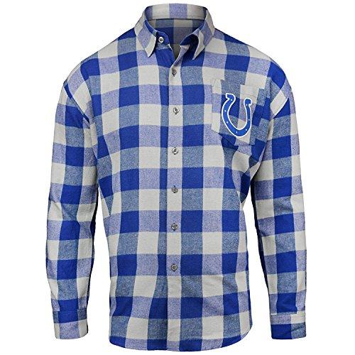 FOCO NFL Herren Shirt, Herren, Oberteil, Team Color, X-Large