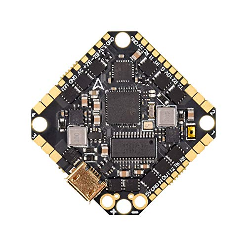 BETAFPV F4 AIO 35A Toothpick Brushless Flight Controller 2-6S BLHELI_S 32 35A ESC No RX with XT60 Connector for 4-5inch Toothpick Quad 1805 150X Motors