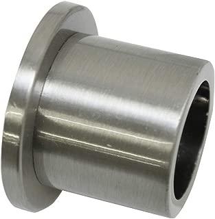 2 x Cappuccio terminale a pallina GARDINIA Bottoni terminali per aste per tende Serie New York /Ø 12 mm Acciaio inox