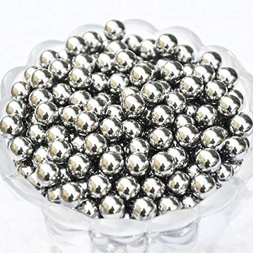 Bola de acero de 8 mm, bola de 9 mm, bola de hierro 7.5, granalla de acero pulido