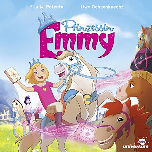 Prinzessin Emmy - Hörspiel zum Film Titelbild