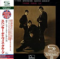 Their First LP by Spencer Davis Group (2008-10-22)