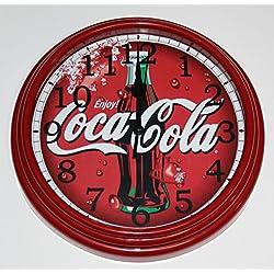 Coca Cola Clock