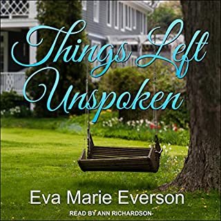 Things Left Unspoken cover art