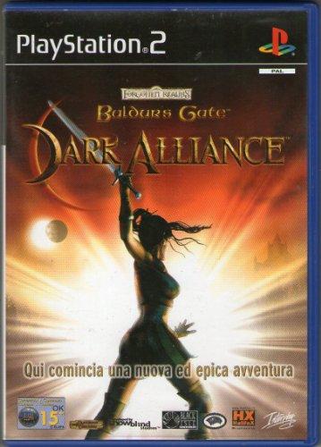 Baldur's Gate - Dark Alliance PS2