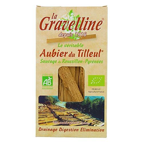 La Gravelline - Aubier De Tilleul En Bâtonnets - 400G Bio - Prix De L'Unité - Livraison Rapide En France Métropolitaine