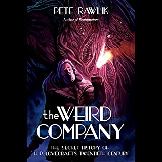 The Weird Company cover art