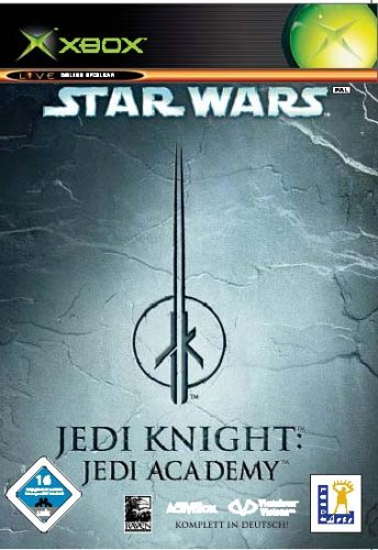 Star Wars - Jedi Knight: Jedi Academy [Importación alemana] [Xbox]