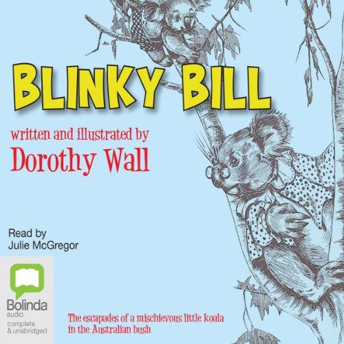 Blinky Bill cover art