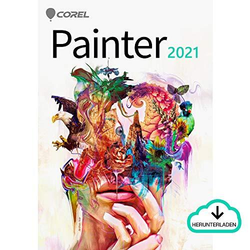 Corel Painter 2021 | Upgrade | 1 Gerät | PC | PC Aktivierungscode per Email