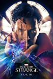 Doctor Strange - Benedict Cumberbatch – US Imported Movie