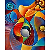 ZMGYA 1000 Piece Wooden Jigsaw Puzzle Art paintings-2000Jigsaw Puzzles 1000 Pieces Puzzle for Adults...