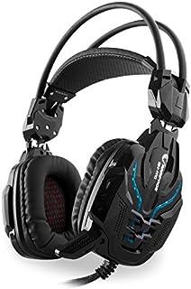 Rampage SN-R10 Alquist Siyah 2m Kablo Led Oyuncu Mikrofonlu Kulaklık