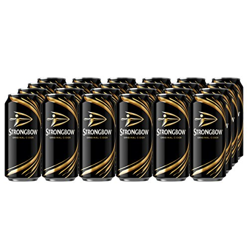 Strongbow Original Cider 5% - Pack Size = 24x440ml