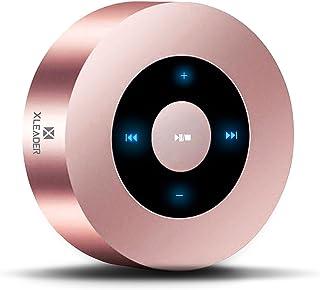 XLEADER SoundAngel A8 (3e generatie) 5 W Smart Touch Mini Bluetooth luidspreker met waterdichte behuizing, 15 uur speeltij...
