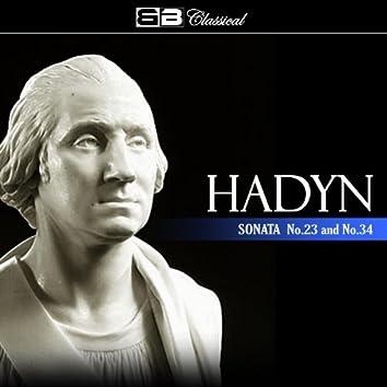 Hadyn Sonata No. 23 & No. 34