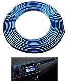 5M Blu Trim del cruscotto Accessori per auto Car Styling decorazione d'interni Strisce Mod...