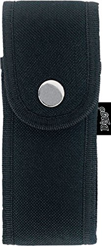Imex der Fuchs 54043Schutzhülle Taschenmesser, schwarz, 11.3x 5.5cm