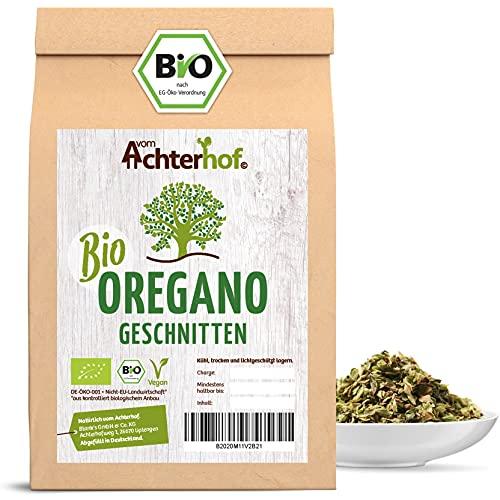 Oregano Bio getrocknet gerebelt (500g) | Organic Wild Marjoram | Premium Gewürz vom Achterhof