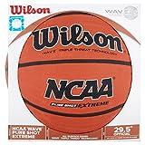 4SGM 32334 Brown NCAA Wave Pure Shot Basketball, 29.5', Multicolor