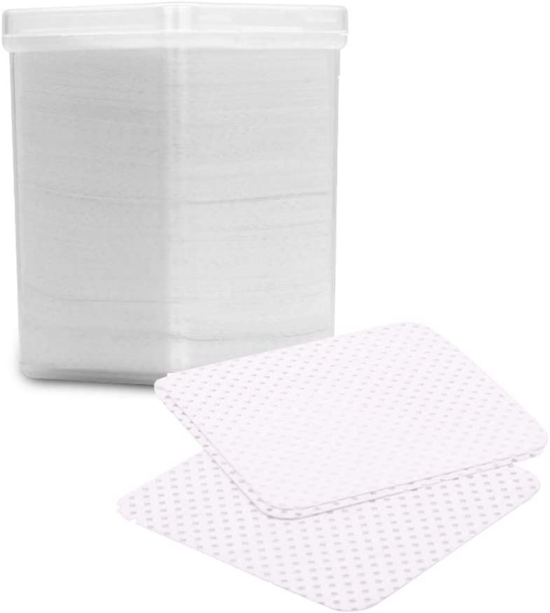 shipfree 1 Box Total low-pricing 180 Sheets White Glue Cleaning Eyelash Wipes