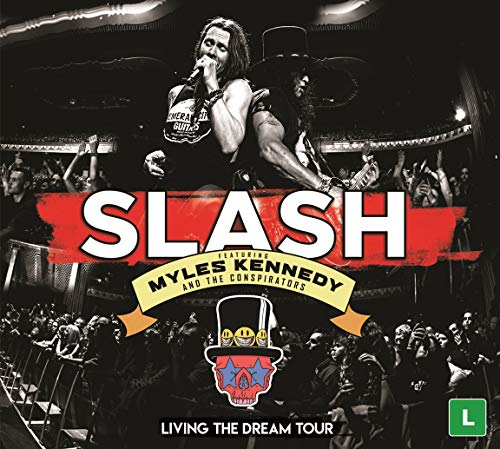Living The Dream Tour (2CD+DVD)