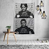 Supernatural Jensen Ackles Wall Hanging Tapestry Trippy For Bedroom Living Room Dorm Studio Room Balcony Home Wall Decor Tapestries For Teens 60*40 Inch