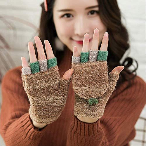 THTHT Sjaal mode mantel dames sjaal verdikking camouflage gradient jacquard warm en lang herfst en winter dual use classic bruin