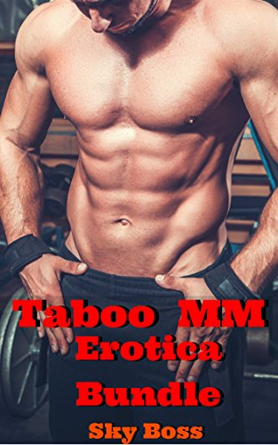 Taboo MM Erotica Bundle: Forbidden Gay Older Younger Stories (English Edition)