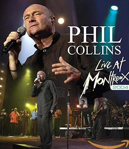 Phil Collins - Live At Montreux (2004) [Blu-ray]