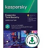 Kaspersky Total Security 2021 | Gamer | 2 Dispositivos | 1 Año | PC / Mac / Android | Código de activación vía correo electrónico