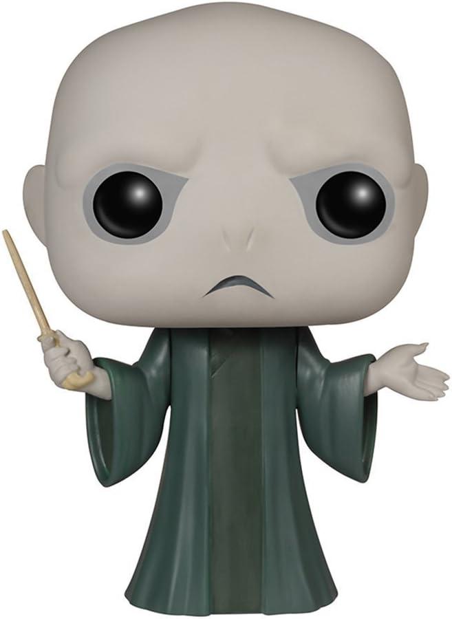 Amazon.com: Figura de acción de Voldemort de Harry Potter, de Funko: Funko  Pop! Movies:: Toys & Games