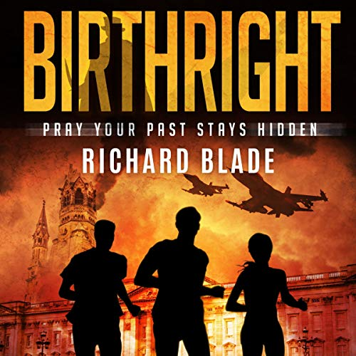 Birthright: Pray Your Past Stays Hidden  By  cover art