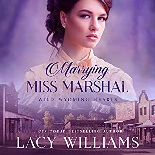 Marrying Miss Marshal     Love Inspired Historical              By:                                                                                                                                 Lacy Williams                               Narrated by:                                                                                                                                 Laural Merlington                      Length: 7 hrs and 16 mins     Not rated yet     Overall 0.0