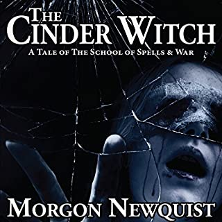 The Cinder Witch audiobook cover art
