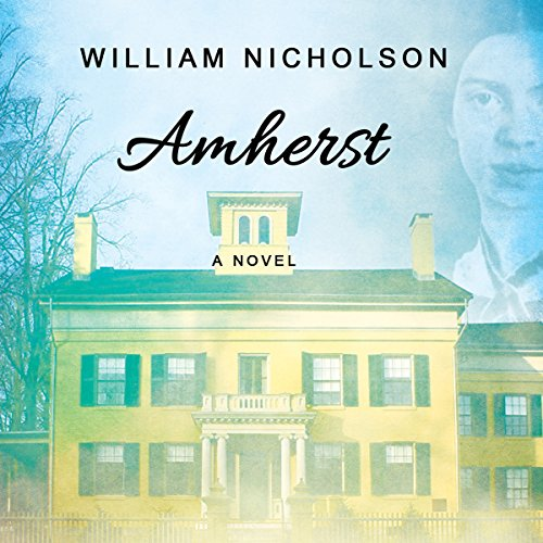 Amherst audiobook cover art