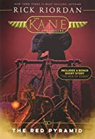 The Kane Chronicles, Book One The Red Pyramid (new cover) (The Kane Chronicles (1))