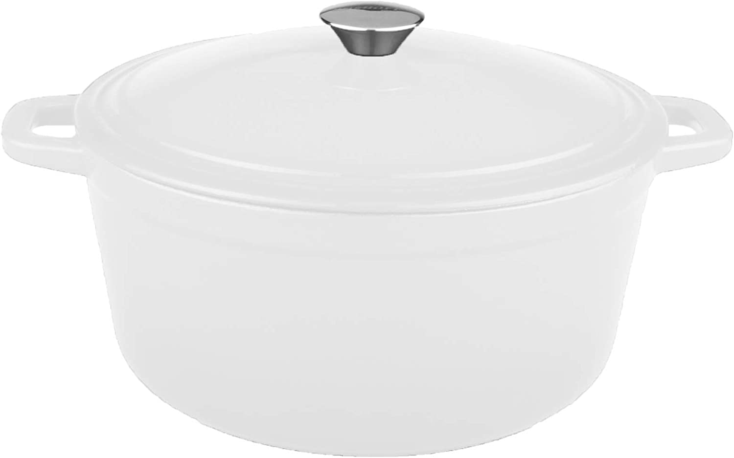 Max 51% OFF BergHOFF Neo 5 Qt. Cast Iron Covered White Dutch Oval Oven Manufacturer regenerated product