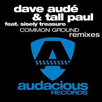 Common Ground - Remixes