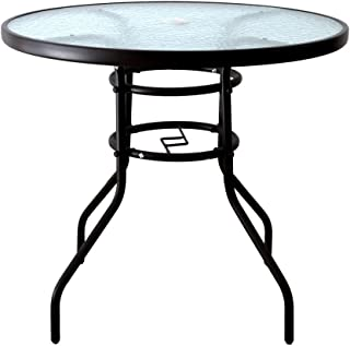Best small patio table with umbrella hole Reviews