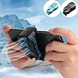 waitFOR Mobile Phone Cooler,Phone Cooling Fan,Phone Radiator Game Controller Cooling Fan Playing Games Gamepad Heat Sink Heat Dissipation