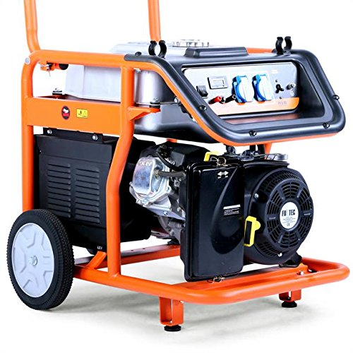 Fuxtec Stromerzeuger 12KW Motor - 5